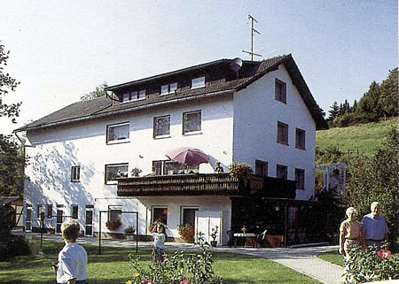 "Pension ""Haus Rehblick"""